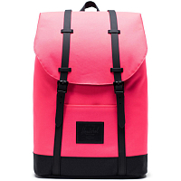 Herschel RETREAT Neon Pink/Black