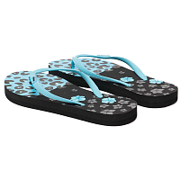 69slam PRINTED SANDALS LEOBISCUS