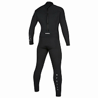 Mystic STAR FULLSUIT 4/3MM BZIP BLACK