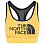 The North Face W BOUNCE BE GONE BRA YELLOW/BL (LR0)