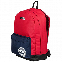 DC Backstack CB M Bkpk RACING RED