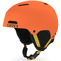 Giro CRUE MATTE DEEP ORANGE