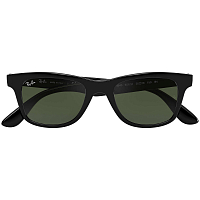 Ray Ban 0rb4640 SHINY BLACK/GREEN