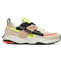 DC E.tribeka ZIP M Shoe NEON LIGHTS