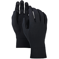 Burton TOUCHSCREEN LINER TRUE BLACK