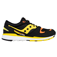 Saucony AZURA OX BLACK/YELLOW/ORANGE