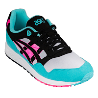 Asics GELSAGA WHITE/BLACK