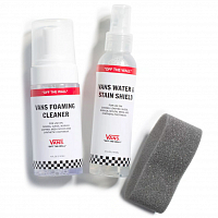 Vans VANS SHOE CARE CANVAS KIT - GLOBAL White