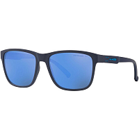 Arnette Shoreditch MATTE BLUE/POLAR DARK GREY MIRROR WATER