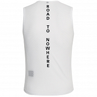 Pas Normal Studios Sleeveless Baselayer White