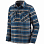 Patagonia M'S INSULATED FJORD FLANNEL JKT NEW NAVY