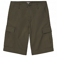 Carhartt WIP Regular Cargo Short CYPRESS (RINSED)
