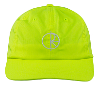 Polar STROKE LOGO CAPS neon yellow