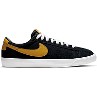 Nike SB ZOOM BLAZER LOW GT BLACK/WHEAT-SUMMIT WHITE