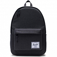 Herschel CLASSIC X-LARGE Black Crosshatch