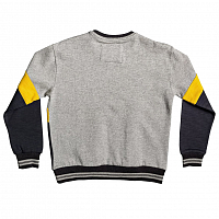 Quiksilver TASIGULYCREWYTH B OTLR LIGHT GREY HEATHER
