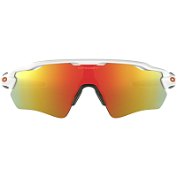 Oakley Radar EV Path POLISHED WHITE/FIRE IRIDIUM