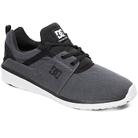 DC Heathrow TX SE M Shoe BLACK/ARMOR