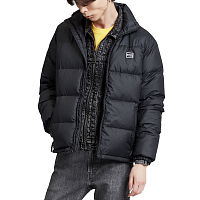 Levi's® COIT DOWN PUFFER BLACK