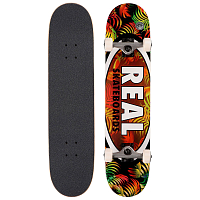 Real Skateboards CMPLT TROPIC OVALS II 7,5