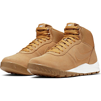 Nike HOODLAND SUEDE HAYSTACK/SAIL-GUM LIGHT BROWN