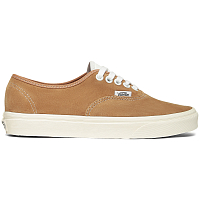 Vans Authentic (PIG SUEDE) BROWN SUGAR/SNOW WHITE