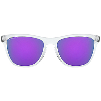 Oakley Frogskins POLISHED CLEAR/PRIZM VIOLET