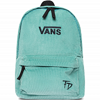 Vans FABIANA CORD BACK Oil Blue