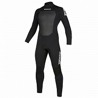 Mystic STAR FULLSUIT 5/3MM BZIP BLACK