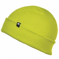 686 STANDARD ROLL UP BEANIE Sulphur