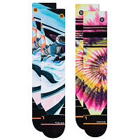 Stance Womens Mountain 2 Pack MULTI