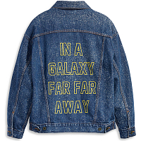 Levi's® DAD TRUCKER MAY THE FORCE BE WITH YOU