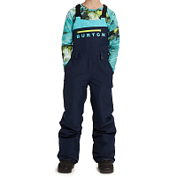Burton KD Gore Stark BIB DRESS BLUE