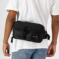 RVCA WAIST PACK DELUXE BLACK