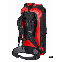 ORTLIEB GEAR-PACK BLACK/RED