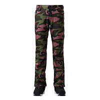 686 WMS GOSSIP SOFTSHELL PANT CRUSHED BERRY CAMO
