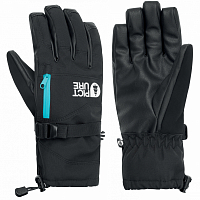 Picture organic PALMER GLOVES BLACK
