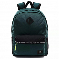 Vans OLD SKOOL PLUS II BACKPACK VANS TREKKING GREEN