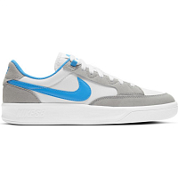 Nike SB ADVERSARY PRM WOLF GREY/UNIVERSITY BLUE-WOLF GREY