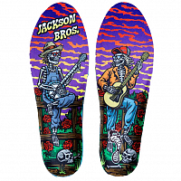Remind Insoles MEDIC JACKSON BROS X DEAD HEAD ASSORTED