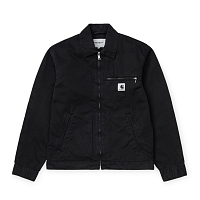 Carhartt WIP W' GREAT DETROIT JACKET BLACK