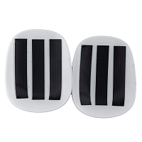 Smith Scabs ELITE II REPLACEMENT CAPS White