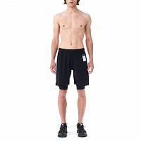 Satisfy Studio 10 Shorts BLACK