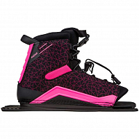 Radar LYRIC BOOT Black / pink