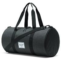 Herschel SUTTON MID-VOLUME Black Crosshatch/Black