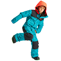 Airblaster YOUTH FREEDOM SUIT HE TEAL/BLACK