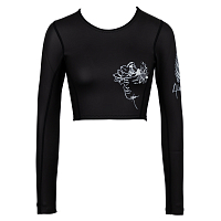 ANKER HANNA CROP TOP / LIMITED EDITION BLACK