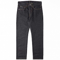 EDWIN Ed-80 Yoshiko Left Hand Denim BLUE (UNWASHED)