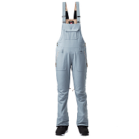 686 WMS Black Magic Insulated BIB LT BLUE DENIM