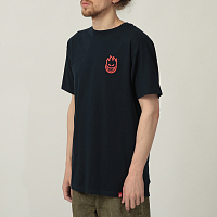 Spitfire S/S LIL BGHD NVY/RED